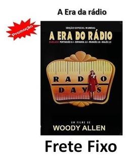 Filme A Era Do Rádio Com Woody Allen