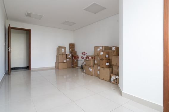 Excelente Sala Comercial Em Ponto Nobre Do Belvedere. - 1181
