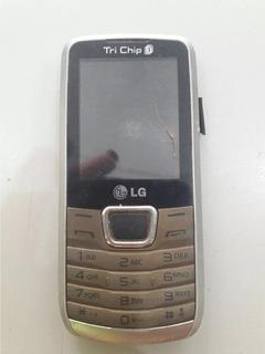 Celular LG A 290 Para Retirar Peças Os 001