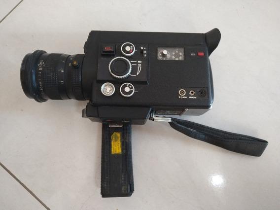 Canon 814xl Eletronic Super 8mm Câmera De Cinema Antiga