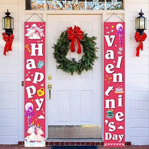 Imagen 1 de 8 de Día De San Valentín Probsin Feliz Decoraciones De San Vale