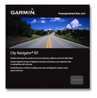 Garmin Garmin City Navigator Australia Y Nueva Zelanda Nt Mi