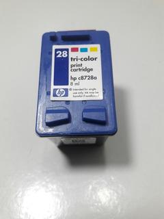Cartucho De Tinta Color Impresora Hp C8728a 28