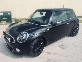 Mini Cooper 1.6 All Black Aa At 2012