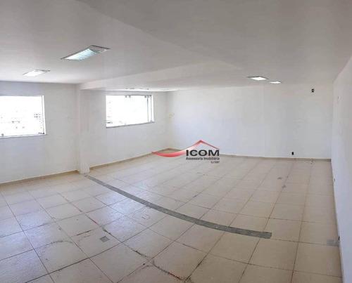 Sala Para Alugar, Galeria Condor, 75 M² Por R$ 3.500/mês - Catete - Rio De Janeiro/rj - Sa0043