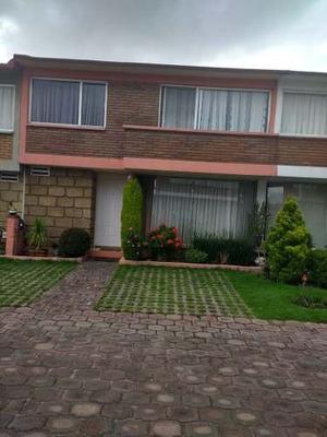 Se Vende Hermosa Casa En Villas Fontana Ii, Toluca