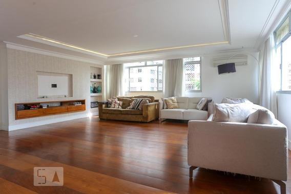 Apartamento Para Aluguel - Santa Cecília, 3 Quartos, 250 - 892903983