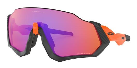 Óculos Oakley Flight Jacket Lente Prizm Trail