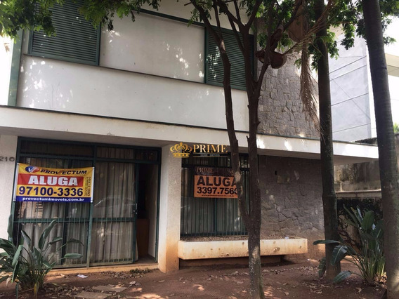 Casa Para Aluguel Em Cambuí - Ca002652