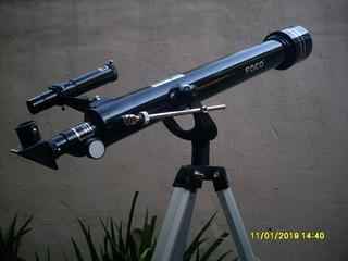 Telescopio Astronómico 60x700