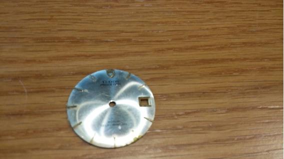 Caratula Reloj Tudor Original