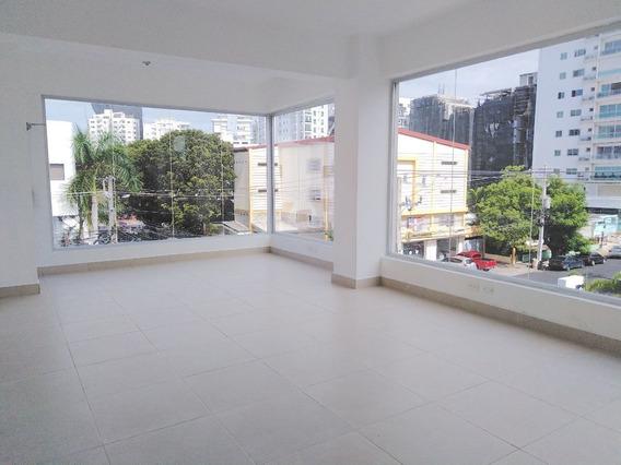 Locales Nuevos En Alquiler, 3er Nivel Plaza Próximo A Tiradentes Y 27, Naco
