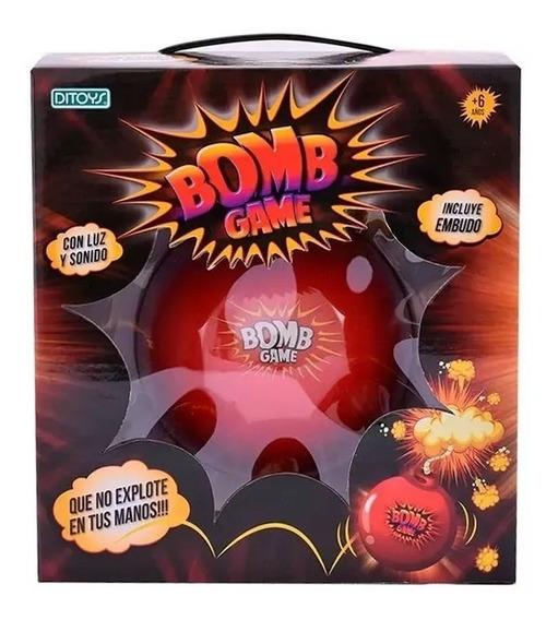 Juegos De Mesa Infantiles Bomb Game Bomba Explota Luz Sonido