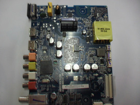 Placa Principal Tv Philco Ph24n91d Semi Nova