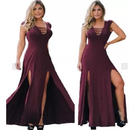 Vestido Feminino Tiras No Busto Com Bojo Oferta Promoção