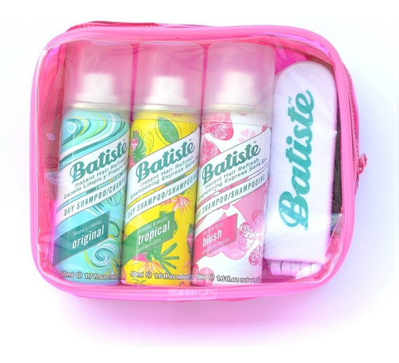 Pack Mini 3 Shampoo En Seco Batiste - Sally Beauty