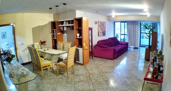Aluga-se Apartamento Amplo 4 Quartos Na 1ª Quadra Do Mar Praia Da Costa. - 19531