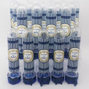 Kit 15 Tubetes + 15 Mamadeirinhas Lembrancinhas Personalizad