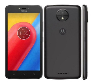 Smartphone Motorola Moto C 8gb 2 Chips 3g Tela 5 Menor Preço