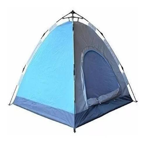 Carpa Camping Automática 6 Personas Facil Armado