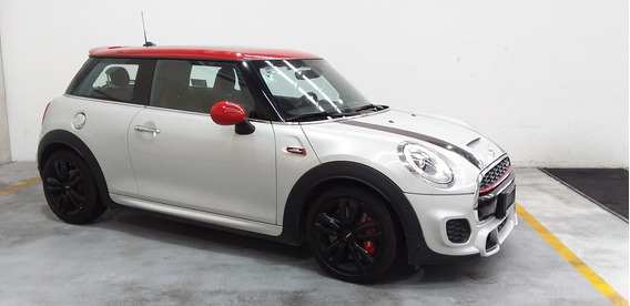 Mini John Cooper Works 2.0 Hot Chilli At 2018
