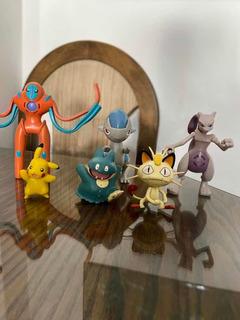 Pokemon Figuras Originales (lote) - En Buen Estado!!