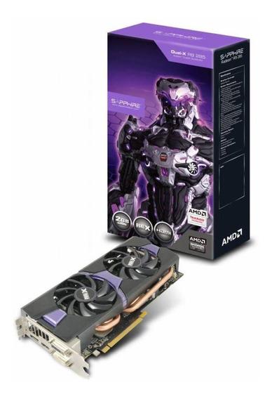 Sapphire Radeon R9 285 - 2 Gboc (no Encienden Los Fan)