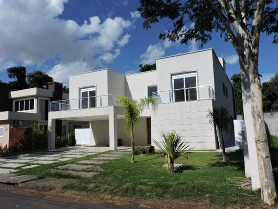 Casa Nova Condomino Terras De Santa Clara Centro Jacareí