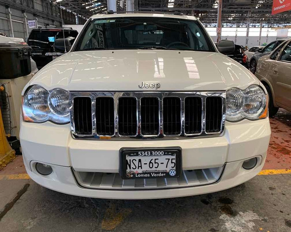 Jeep Grand Cherokee 2008 3.7 Laredo V6 Power Tech 4x2 Mt