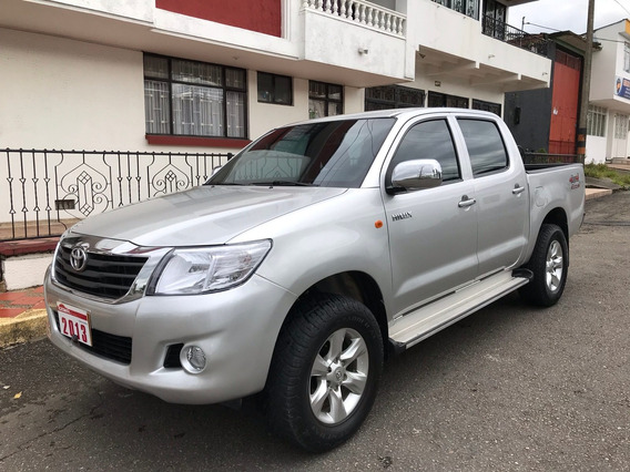 Toyota Hilux Motor 2.500 Diésel Mecánica 4x4 Full Equipo 201