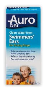 Auro Dri Gotas Para Secado De Oídos De Los Nadadores