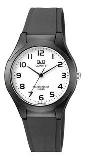 Reloj Q&q By Citizen Vr92j Hombre Agente Oficial Liniers