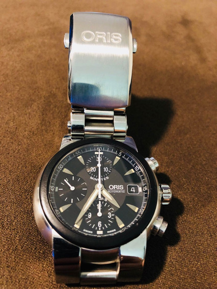 Oris Tt1 Big Crown Crono Ss