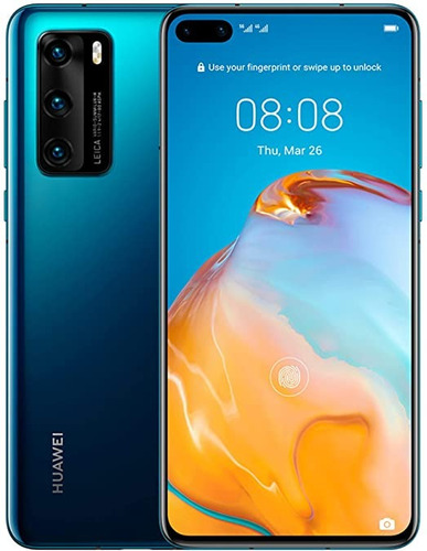 Imagen 1 de 1 de Huawei P40 5g + 128gb + 8ram + 12meses Garantia -promo 2021