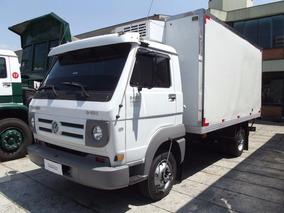 Vw 8150 Delivery 2010 Bau Frigorifico Aparelho Financia 100%