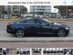 Jaguar Xj V8 Blindado