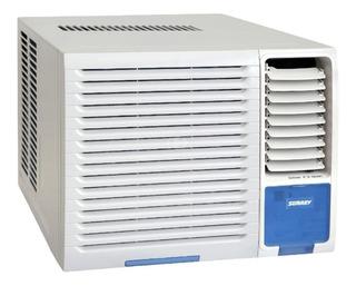 Aire acondicionado Surrey Winpac Eco de ventana frío/calor 3010 frigorías blanco 220V UQVE12REF