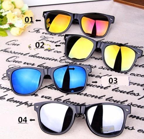 263f88421 Oculos Sol Masculino Espelhado Quadrado Preto Prata Azul E + - R$ 49,90 em  Mercado Livre