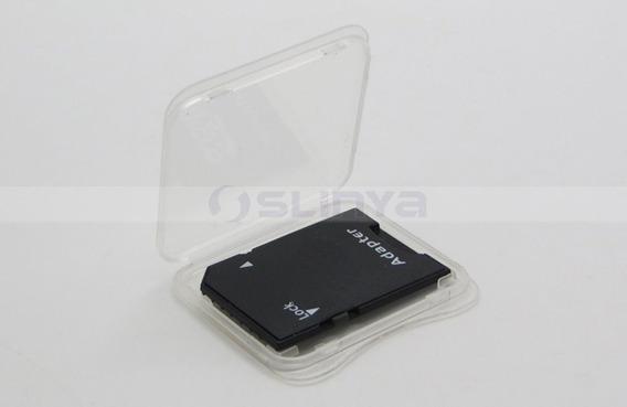 Case Cartão Memória Sdhc 16gb 32gb 64gb 10 Unidade