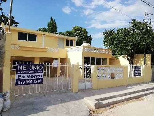 En Venta Casa Totalmente Remodelada En La Zona Centro De Mérida