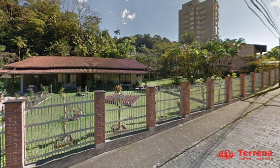 Casa Com 5 Dormitórios À Venda Em Terreno De 8.654 M² Por R$ 7.000.000 - Itoupava Norte - Blumenau/sc - Ca0128