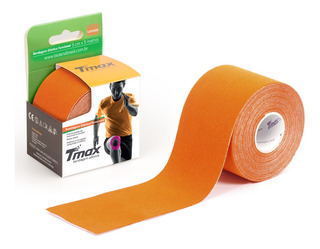 Bandagem Kinesio Elástica Funcional Adesiva Tmax
