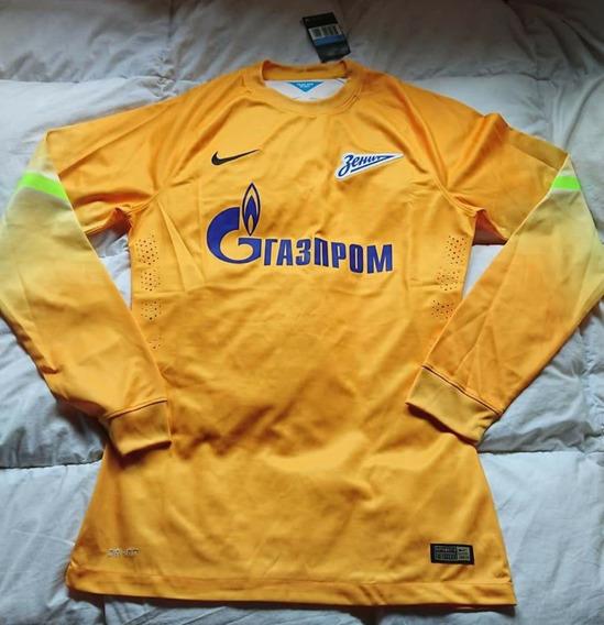 Camiseta Zenit Arquero Original Rusia Fútbol