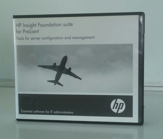 Hp Insight Foundation Suite Para Proliant Licencia Software