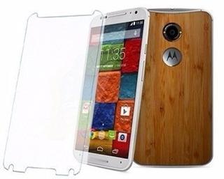 Película Vidro Temperado Motorola Moto X1 Xt1058 E X2 Xt1097