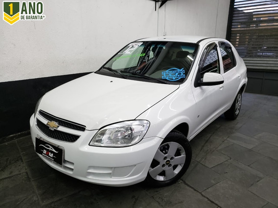 Chevrolet Prisma 1.4 8v Lt (flex) Manual