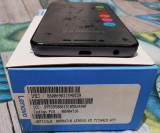 Lenovo Vibe K 5 Como Nuevo.