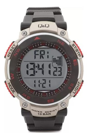 Relógio Q&q By Japan Masculino M124j004y C/ Garantia E Nf
