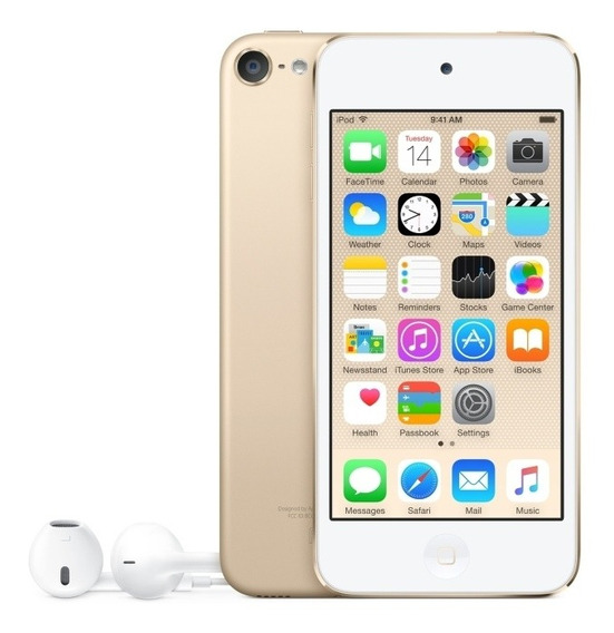 Apple iPod Touch 7a Geração Novo 32 Gb