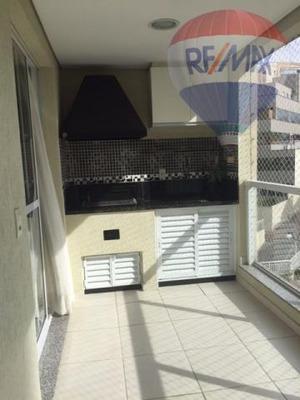 Lindo Apartamento Locação Mobiliado, 03 Dormitórios, 01 Suíte, 02 Vagas - Ap7770